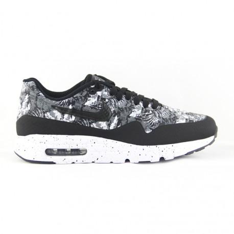 Nike Air Max 1 Ultra Moire Dark Grey / Black - Wolf Grey