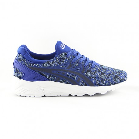 "Asics Gel-Kayano Evo ""Origami"" MONACO BLUE/INDIAN INK"