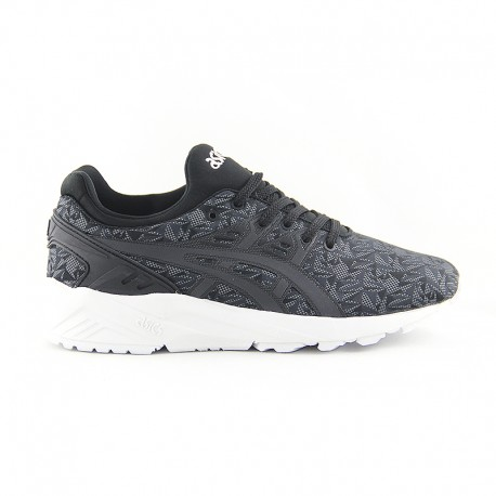 "Asics Gel-Kayano Evo ""Origami"" BLACK/DARK GREY"