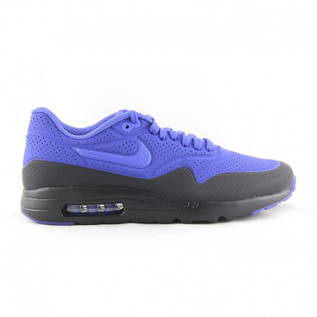 separation shoes f483e 0c913 Nike Air Max 1 Ultra Moire Persian Violet   Persian Violet - Black