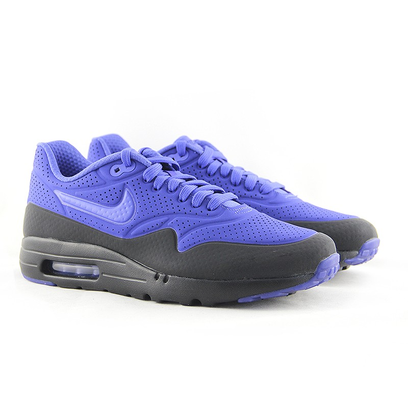 official photos ad5a5 5a015 ... Nike Air Max 1 Ultra Moire Persian Violet   Persian Violet - Black ...