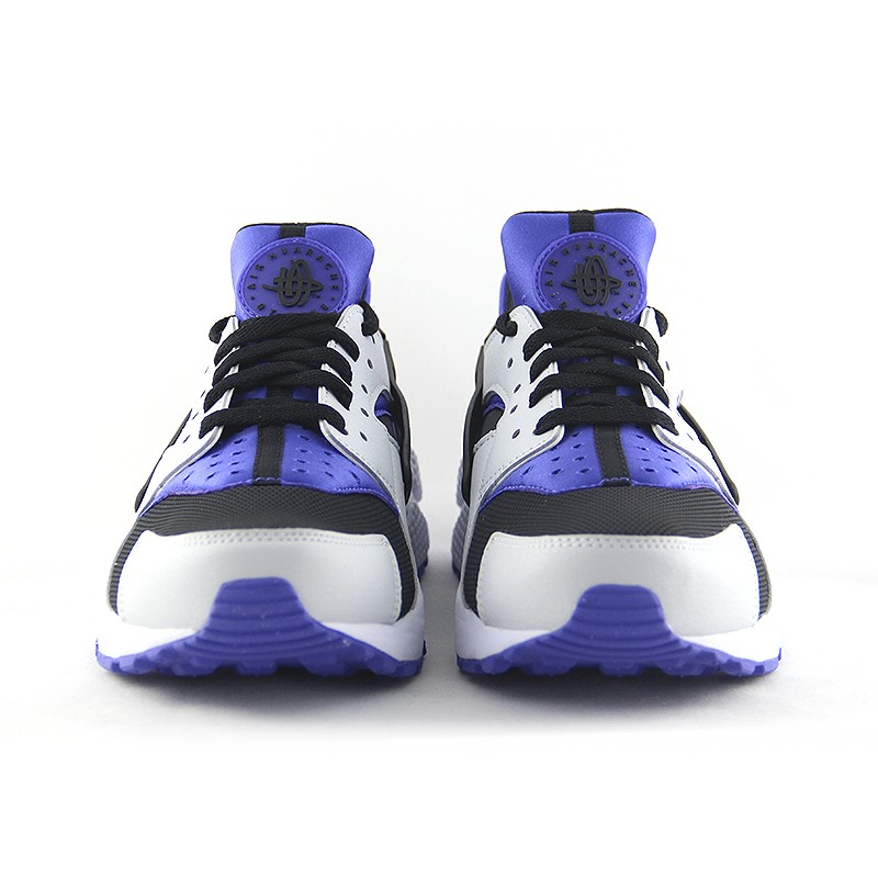 new product 78b81 5c94d Nike Air Huarache Persian Violet / Pure Platinum - Black - 2 Huellas