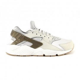 NIKE AIR HUARACHE RUN PRM SUEDE GAMMA GREY