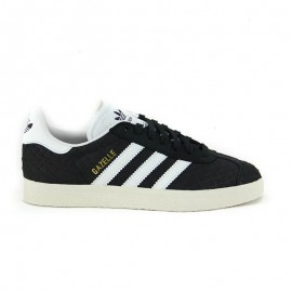 Adidas Wmns Gazelle Core Black / Crystal White