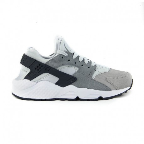 NIKE WMNS AIR HUARACHE RUN PRM PR PLTNM/CL GRY ANTHRCT