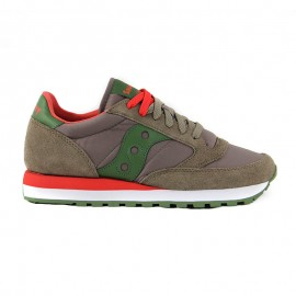 "Saucony Jazz Original ""Light Brown Green"""