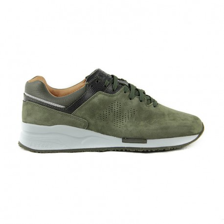 New Balance ML2016CG Moss & Grey 2 Huellas