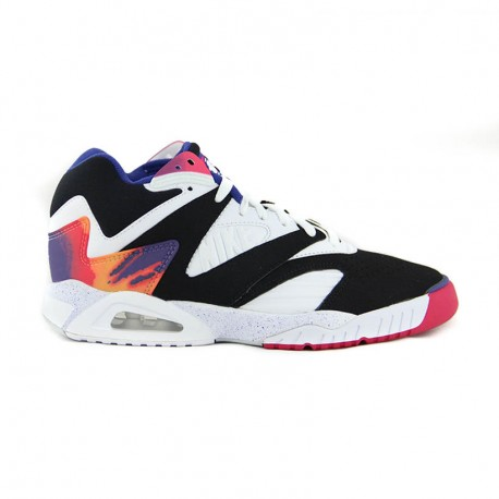 NIKE AIR TECH CHALLENGE IV OG BLACK/WHITE DARK GRAPE