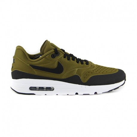 Nike AIR MAX 1 ULTRA SE Olive Flak/Black-Olive Flak-White