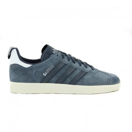 Adidas Gazelle blue/silver met