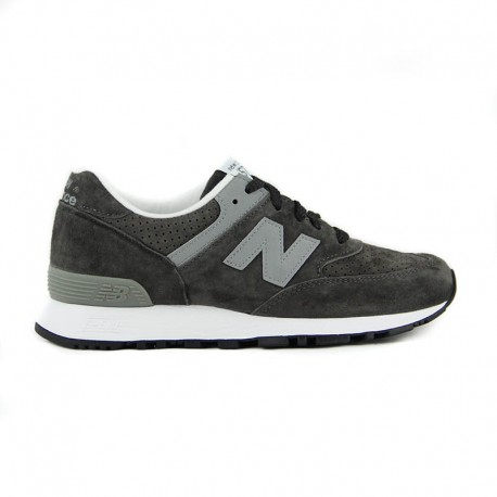 New Balance W576 Grey & Silver Made in England