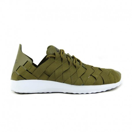 NIKE WMNS JUVENATE WOVEN Olive Flak/Black-White