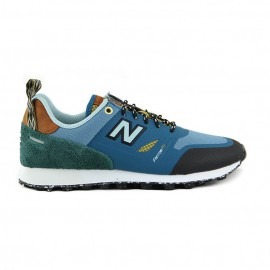 New Balance TBTFOT FANTOM FIT (blue / brown)