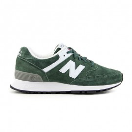 New Balance W576 Green / White Made in England