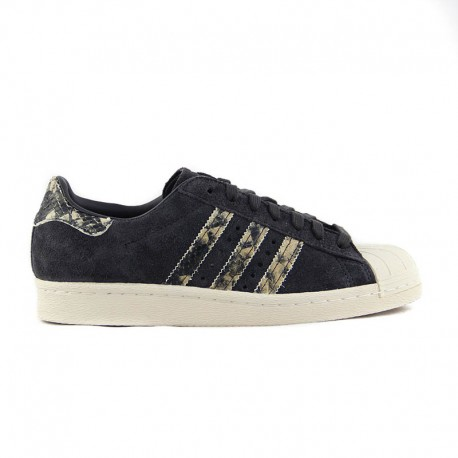 ADIDAS Superstar 80s W Utility Black