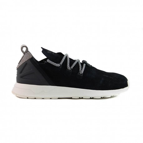 uk availability 2ba40 87866 ADIDAS ZX FLUX ADV X Core Black/Core Black/ White - 2 Huellas