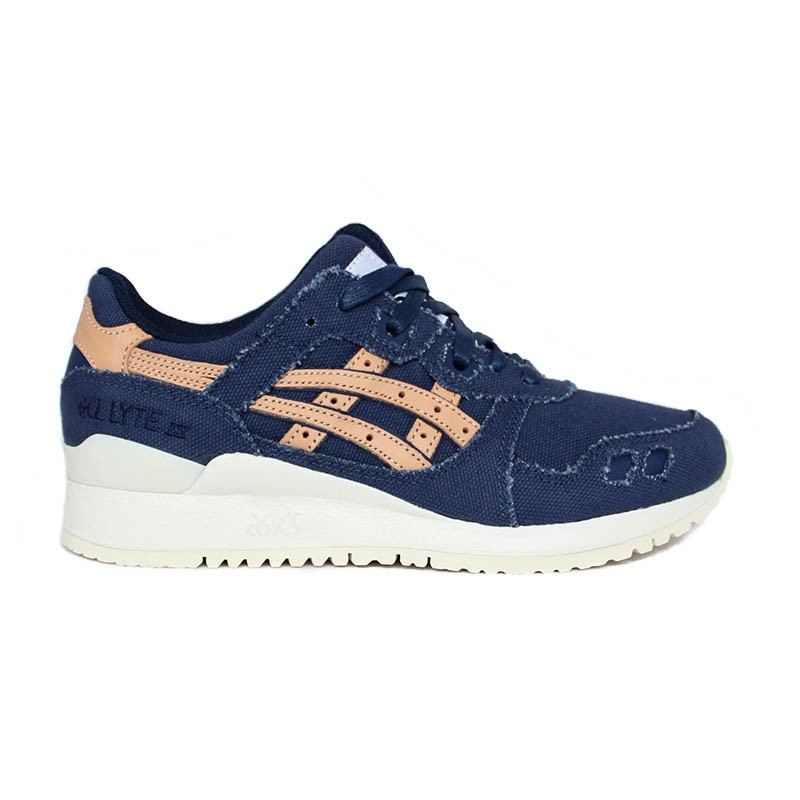 ASICS GEL-Lyte III Veg-Tan Leather   SneakerNews.com
