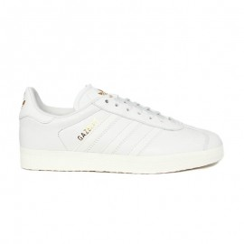 Adidas Gazelle Crystal White