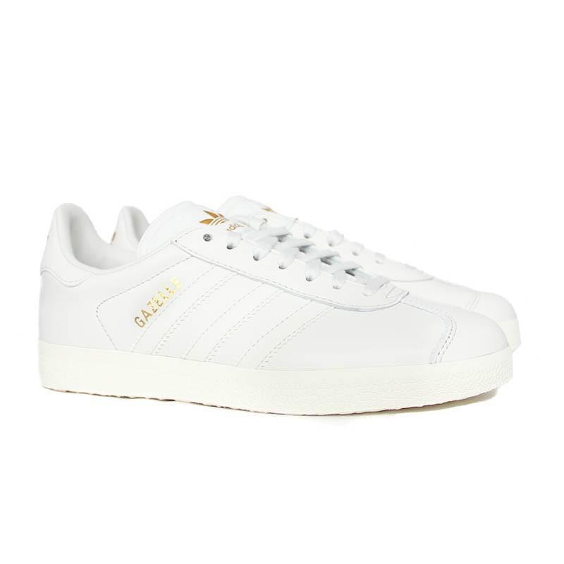 adidas gazelle crystal white