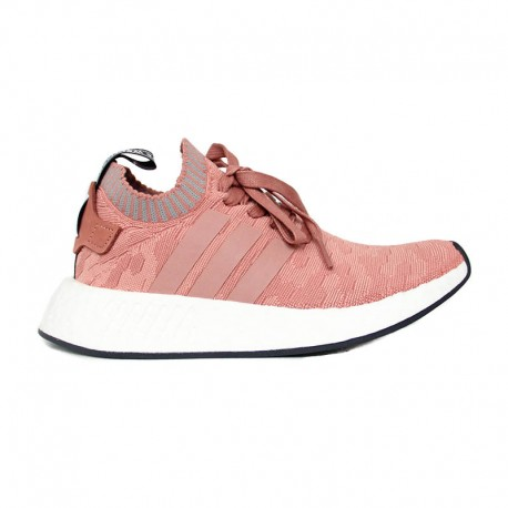 Adidas NMD_R2 Primeknit Raw Pink