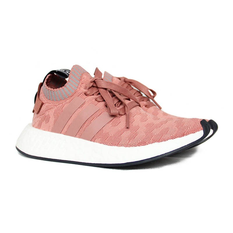 358726dca Adidas NMD R2 Primeknit Raw Pink - 2 Huellas