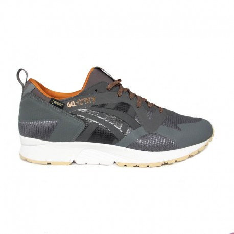 Asics Gel-Lyte V Gore-Tex (darkgrey / orange / white)