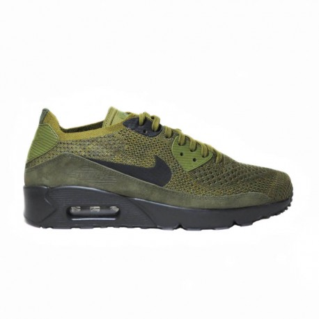 NIKE Air Max 90 Ultra 2.0 Flyknit 2 Huellas