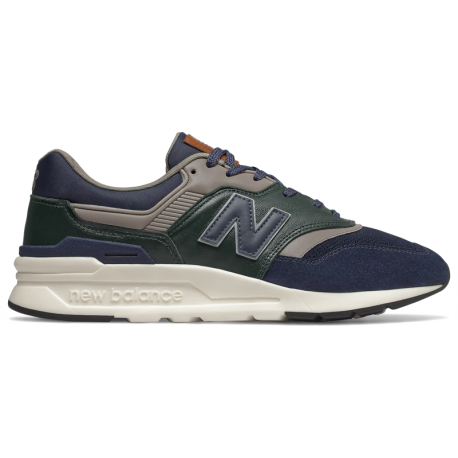 New Balance M997 Made in the USA Black & Camo