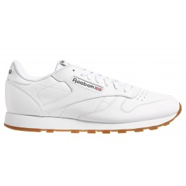 "REEBOK CLASSIC LEATHER ""GREY/CHALK/GUM"""