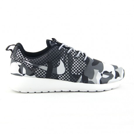 NIKE ROSHE ONE Print Summit White Black