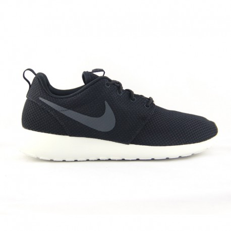 NIKE ROSHE ONE BLACK-ANTHRACITE
