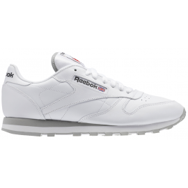 "REEBOK CLASSIC LEATHER ""WHITE/GREY"""