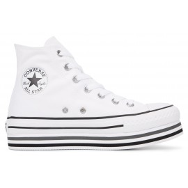 CONVERSE Chuck Taylor All Star Platform Layer (white)