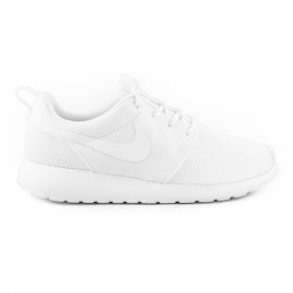 NIKE ROSHE ONE White-White