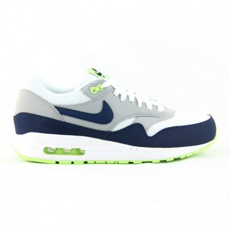 Nike  Air Max 1 Essential White/Midnight Navy