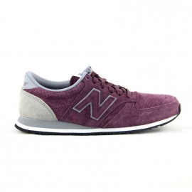 New Balance U420PPB (burgundy / grey)