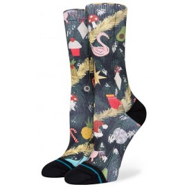 STANCE HANDLE WITH CARE CREW SOCK