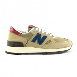 NEW BALANCE M990 Beige MADE IN USA