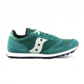 SAUCONY JAZZ LOW PRO GREEN/GREY