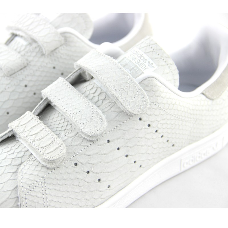 ADIDAS Stan Blanco Smith CF W Blanco Stan Blanco 2 Huellas df32f0
