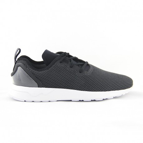 ADIDAS ZX FLUX RACER ASYM Core Black White