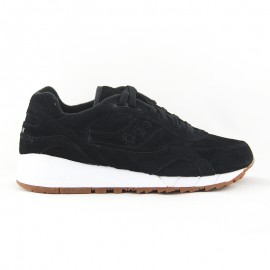 SAUCONY SHADOW 6000 BLACK COFFEE - IRIS COFFEE PACK