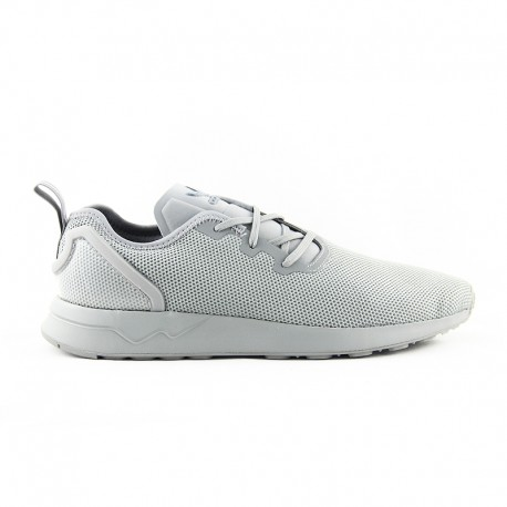 official photos 3f2b0 f6d28 ADIDAS ZX FLUX ADV ASYM Solid Grey - 2 Huellas
