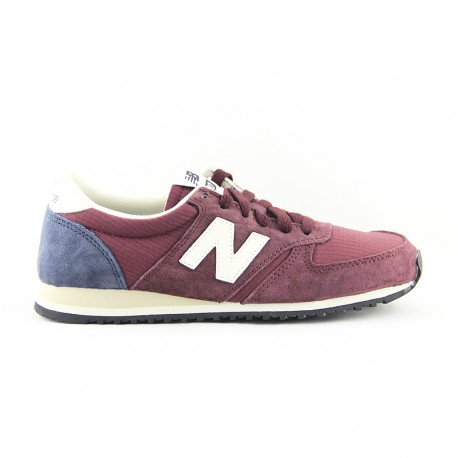NEW BALANCE U420 (Burgundy / Navy)