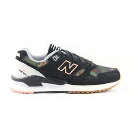 New Balance W530 (Black/Grey)